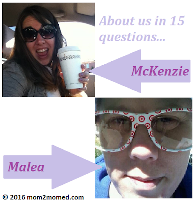 About Mom2MomEd in 15 questions