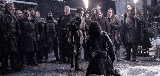 Jon Snow este trădat