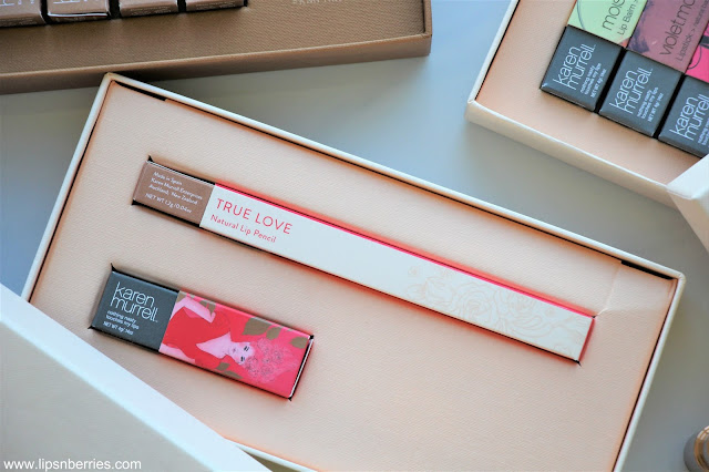 Karen Murrell true love gift set review