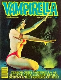 Vampirella, Red Queen of Blood !