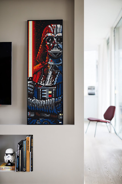 LEGO Art Series 31200 Star Wars the Sith Darth Vader