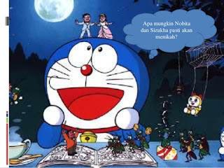 Nobita Menikah Dengan Sizuka