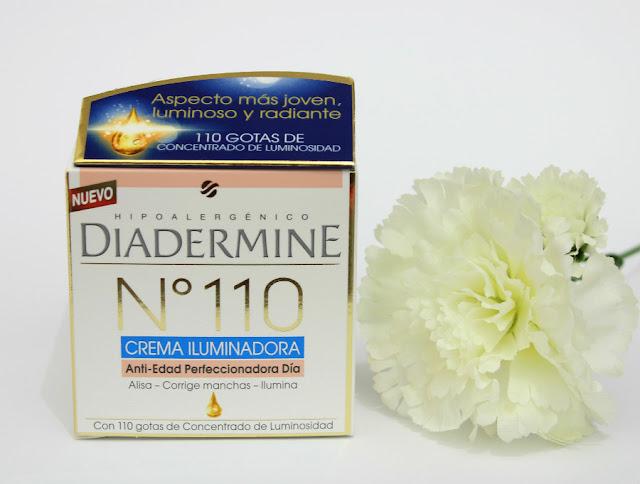 Crema Iluminadora Día Diadermine nº110