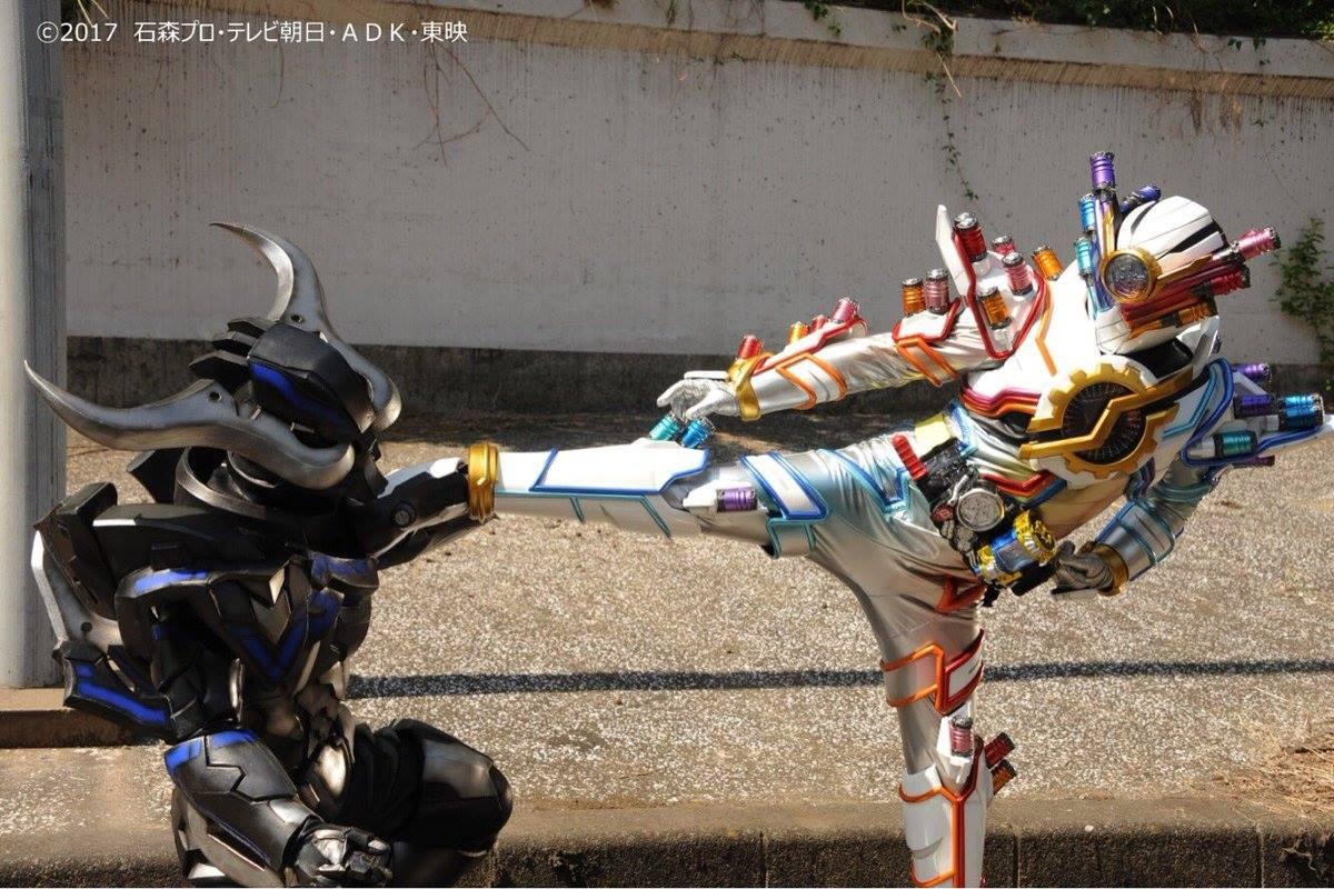Kamen Rider Build Episodes