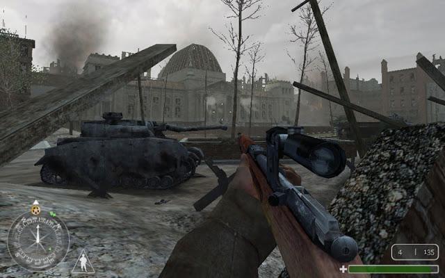 Call Of Duty 1 para PC