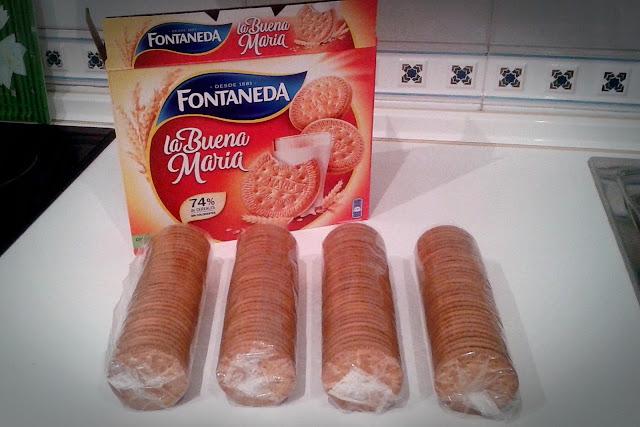 Galletas Fontaneda - AlfonsoyAmigos