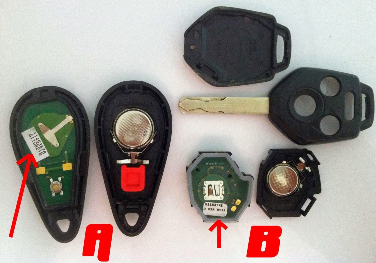 Remote B This Will Only Program The You Need To Have Key Cut And Transponder Programmed Your Car At Dealer For It Start