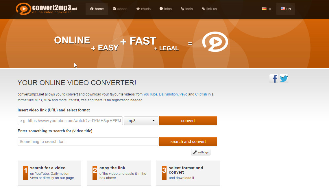 Technical Beats : Top 5 Video and Audio Online Converter
