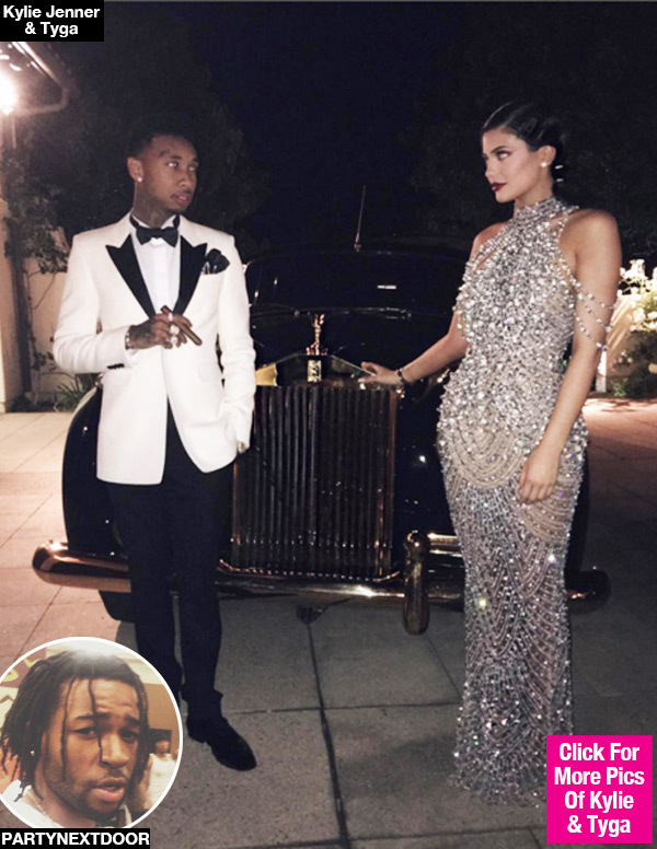 Kylie Jenner & Tyga: His Shocking PartyNextDoor Demand that Won Her Back