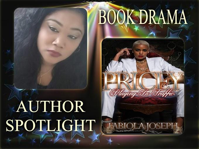 BOOK DRAMA ~ AUTHOR SPOTLIGHT ~ FABIOLA JOSEPH