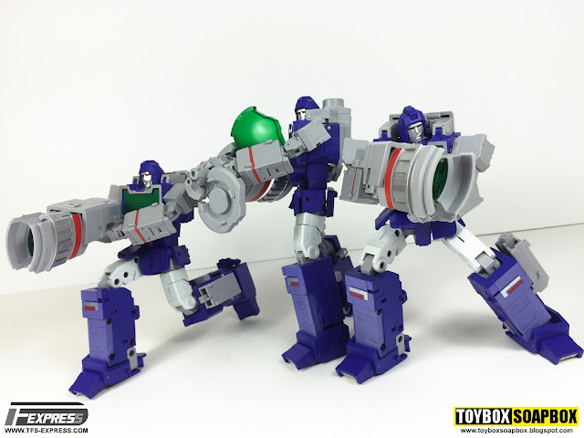 ft-11 fanstoys spotter guns