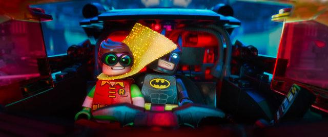 レゴ バットマン&ロビン