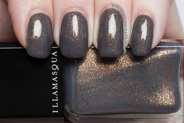 Look What The Bats Dragged In Illamasqua Facet
