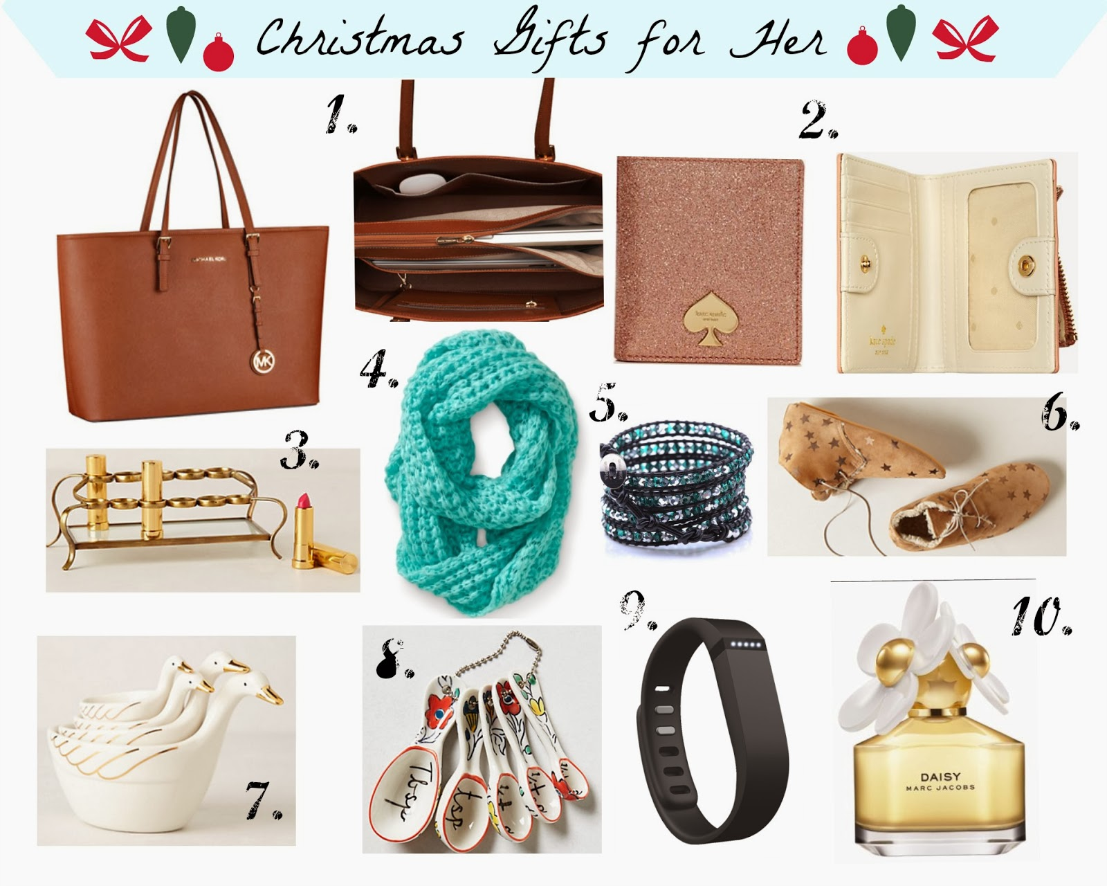 Christmas Gift Ideas For Him Her Michael Kors Jet Set Macbook Travel Tote