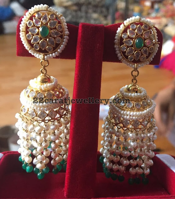 18 Carat Gold earrings Gallery