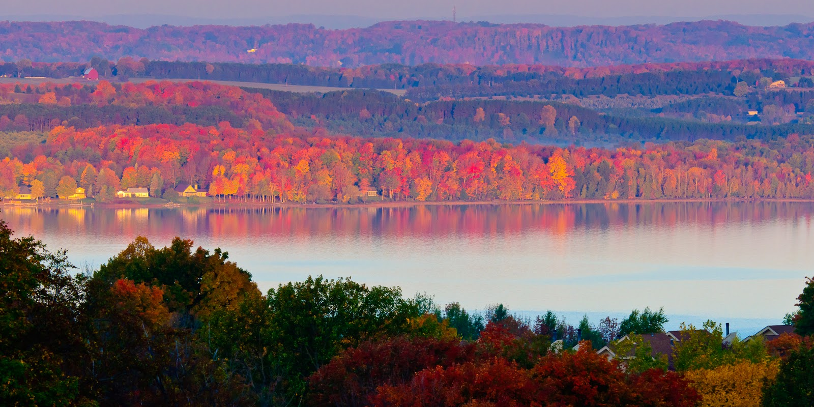 Boyne City Mi >> Steve Q Photo: Up North Michigan Fall Color - Day Two ...