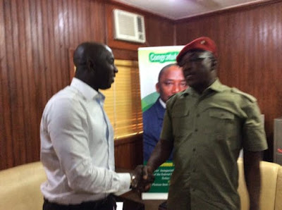 Solomon Dalung to NFF Please Pay Siasia his Outstanding Salaries