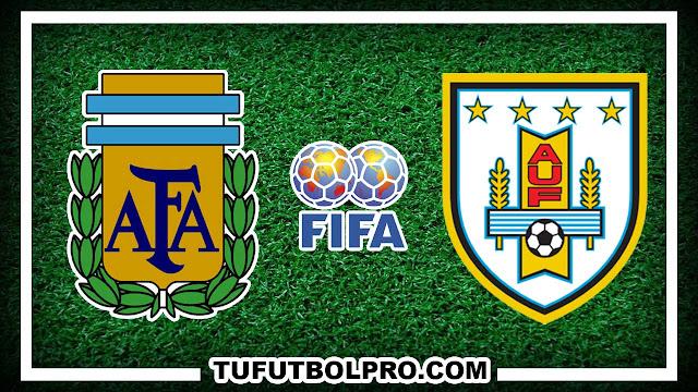 Ver Argentina vs Uruguay EN VIVO Por Internet Hoy 1 Septiembre 2016