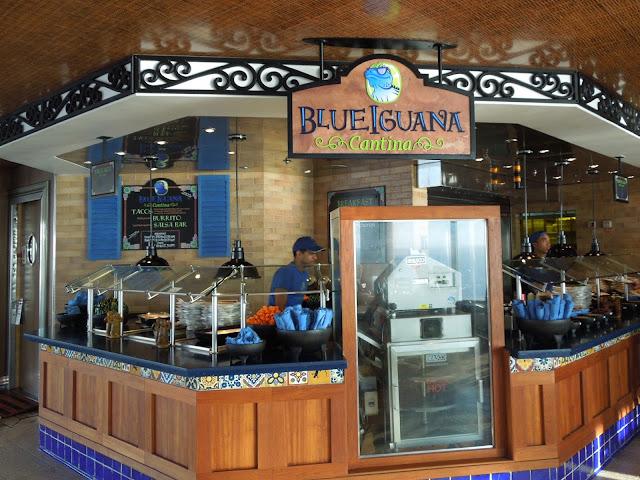 Blue Iguana Cantina