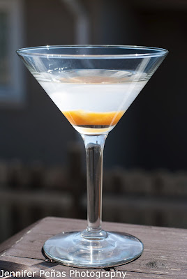 creamy caramel martini, kissed caramel vodka, butterscotch schnapps, caramel
