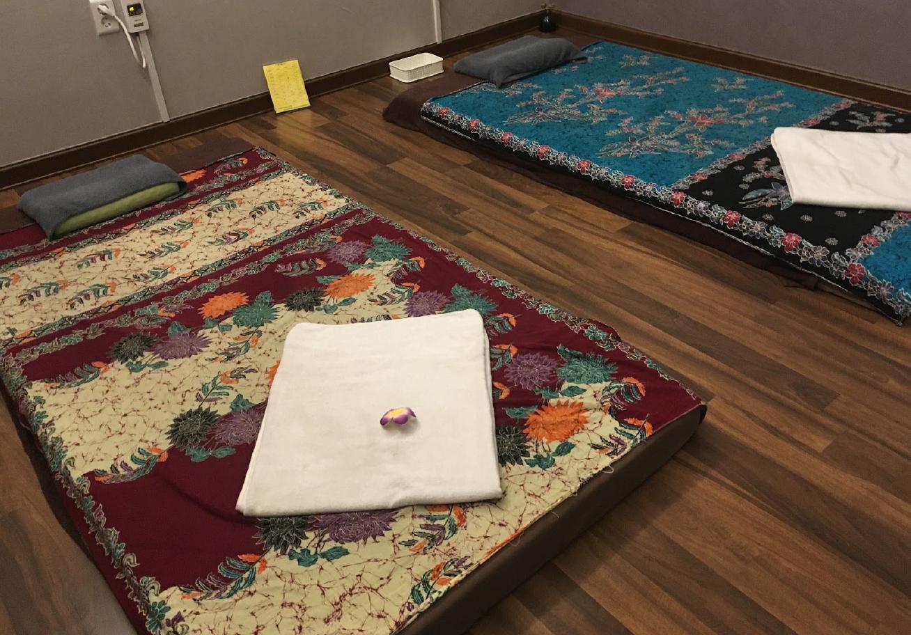 Sjov gratis Daegu Travel Sauna og Thai Massage Trip In-9747