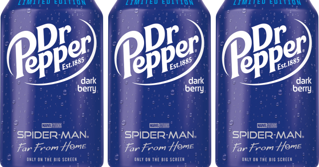 dr pepper limited edition 1885