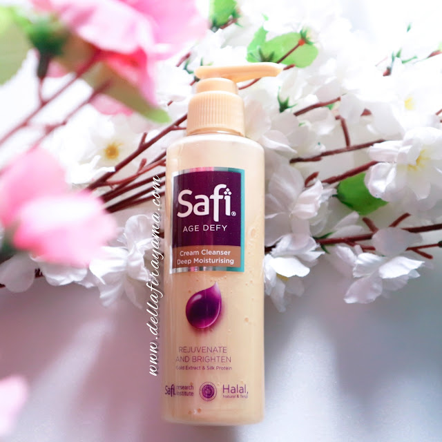 Safi Age Defy Cream Cleanser Deep Moisturizing