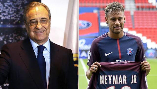 El Madrid no puede fichar a Neymar. Los 3 motivos