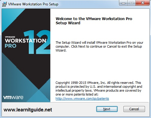Download And Install Vmware Workstation 12 Try It Free