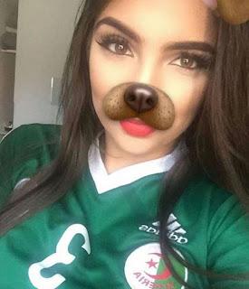 Algeria Flag Instagram
