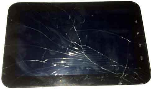 Ganti LCD SAMSUNG Galaxy Tab