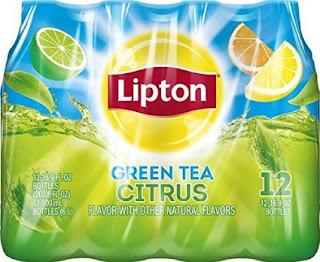 lipton diet green tea citrus weight loss