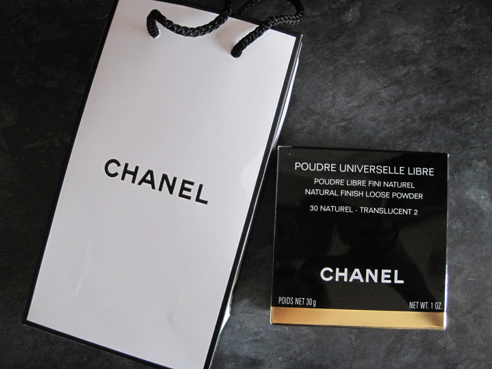 Just Charlie G Chanel Poudre Universelle Libre