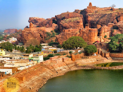Best Time to go to Badami Karnataka