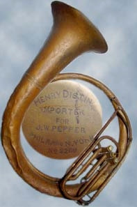Strictly Oompah: From Helicon to Sousaphone