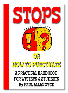 Stops, or How To Punctuate audio