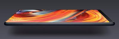 Tampilan Xiaomi Mi Mix 2