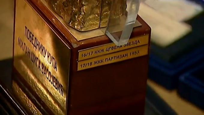 Košarkašice Partizana na krilima Grobara osvojile kup! (VIDEO)