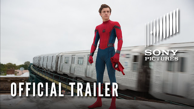 Spider-Man: HomeComing  (VIDEO TRAILER)