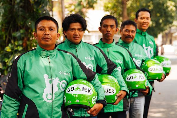 Cara Daftar Gojek Online Samarinda terbaru via online 2017/2018