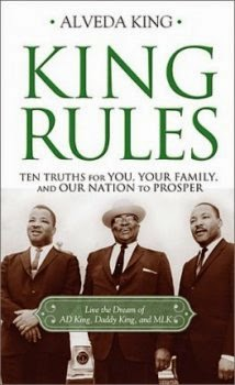 http://www.amazon.com/King-Rules-Truths-Family-Prosper/dp/140020500X/ref=sr_1_1?ie=UTF8&qid=1409878132&sr=8-1&keywords=king+rules+book