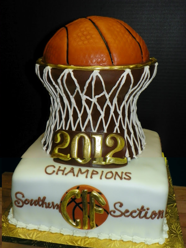 Lhhs Girls Basketball Cake