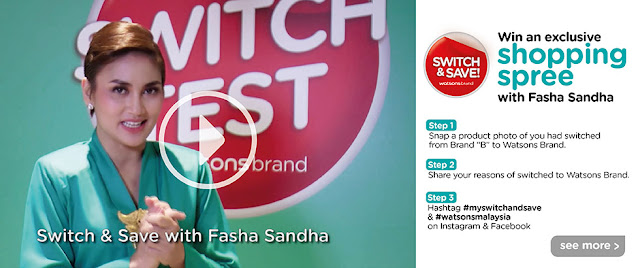 win an exclusive shopping spree with fasha sandha