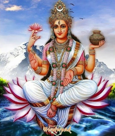 Hindu Goddess anala picture