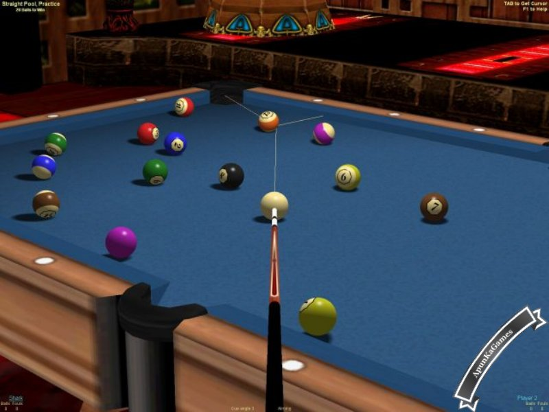 Billiard Masters Free - All Free Games   MyRealGames.com