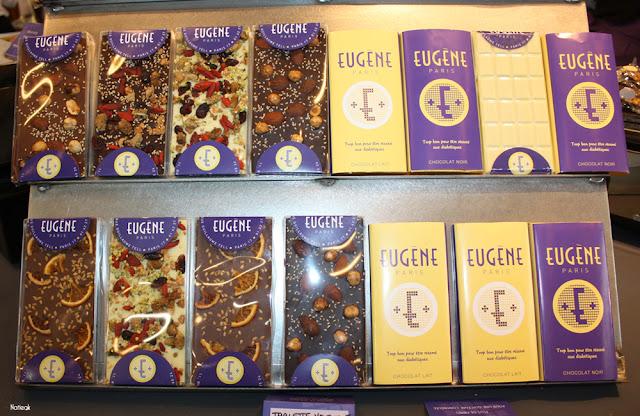 chocolat pour diabétique Eugène Paris