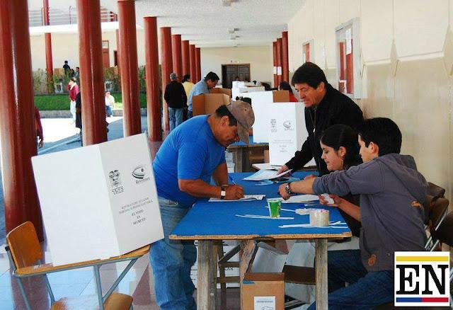 multa no votar ecuador