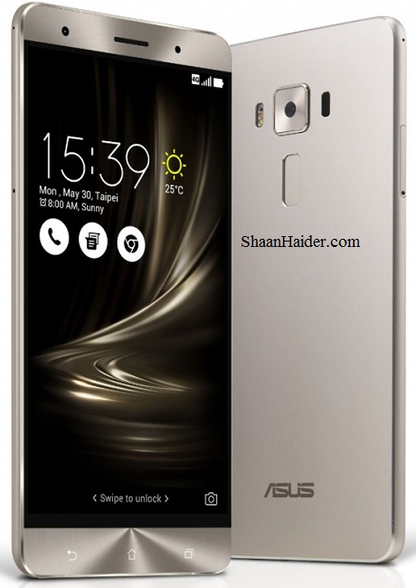 ASUS ZenFone 3 Deluxe : Full Hardware Specs, Features and Price