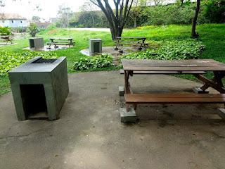 Parque Vila dos Remédios- Área de piquenique