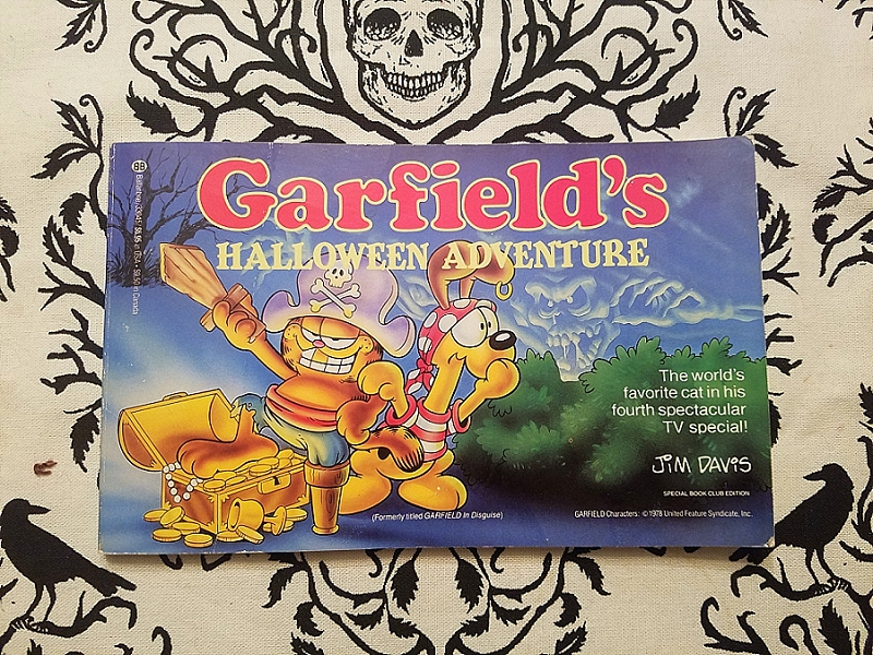 OTIS (Odd Things I've Seen): Gar-Halloween-Field: The Garfield ...